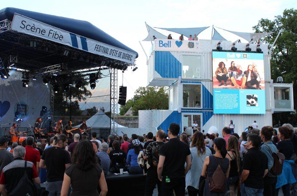 Raton Lover au Festival D'été de Québec